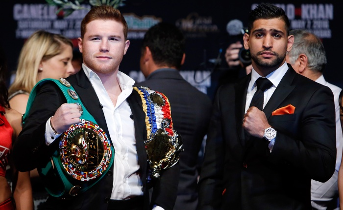 Will Khan upset Canelo? – FIGHT PREVIEW: Alvarez v Khan