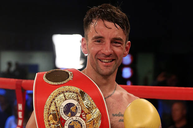 WEEKEND REVIEW:Haskins retains his IBF world title
